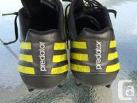 Adidas Predator Lethal Zones, size 11. Worn only a few