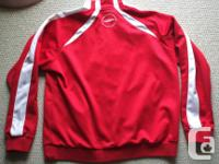 For Sale :England Jacket by Umbro. (Red and white