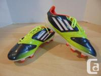 Soccer Shoes Cleats Childrens Size 4 Adidas Preditor