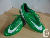 Soccer Shoes Cleats Men's Size 6 Indoor Nike Mercurial