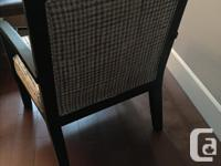 One year old - gently used chair from Ashley