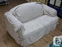 Set of Sofa and loveseat-sleeper for sale 200$ Sofa - L