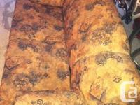 sofa bed in excellent condition. Contact Marian: