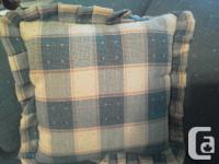 Double sized sofa bed and love seat. good condition