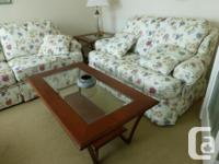 All in excellent condition. Sofa very comfortable,