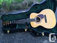 David Sohn OM   Top - Sild Sitka Spruce with Natural