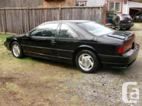 Thunderbird Super Coupe For Sale Buy Sell Thunderbird Super