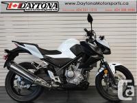 * SOLD * 2015 Honda CB300F ABS Sport Bike * Low seat