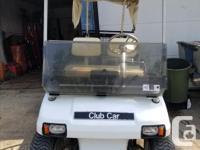 Trans Automatic *SOLD*gas custom Club Car golf cart,