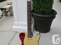 1998 Limited Edition Buck Owens Signature Telecaster.