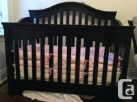 Solid American made Crib from Young America bought at