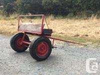Great pony cart. I have used this to start many ponies