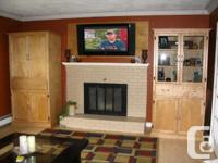 I have a solid maple wood cabinet for sale. It was