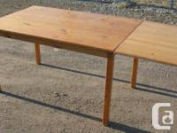 Below available for sale is a strong ache table with