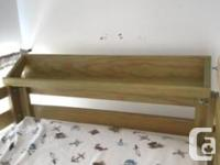 I bought this bed from he originals owners. We�ve had