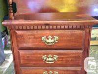 Matching set. In very good condition! Moving and it