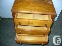 1940,S SEWING STORAGE TABLE WITH 3 DRAWERS. ALSO COULD