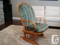 Solid Wood Slider Rocking Chair -Perfect Shape 2