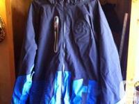 Thirty 2 20K jacket used twice XL (yet goes larger)
