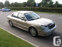 2005 Hyundai Sonata GL V6 4dr Sedan (2.7 L 6cyl 4A).