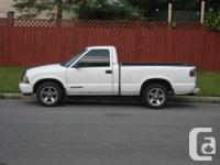 Parting out my 1998 GMC Sonoma 2WD. Up for sale are a