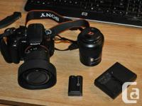 Selling a Sony A300 DLSR Kit.   Includes:   ony Alpha