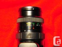 SONY DSLR camera, Alpha 100. 10.2 Megapixels. uses