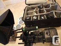 Equipment rental Sony FS700 Sony 18-200 NEX to Canon