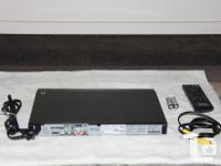 A fully functioning, high quality HDMI CD/DVD player