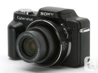 Sony DSC-H10 Cyber-Shot Digital Camera. Very good