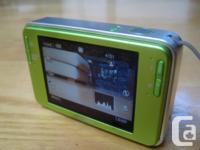 Sony Cybershot DSC-T2 8MP Digital Camera with 3x