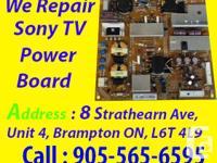 "SONY DPS-162LP, 1-895-316-11, KDL-50EX645, ""REPAIR"