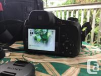 The Sony DSC 400 has 63x optical zoom Great for