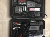 I'm selling a Digital Video Camera, Sony Digital 8,