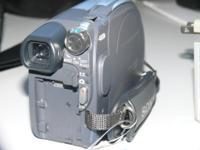 $150.00 *SONY Handy Camcorder DCR-DVD150 ~Like New*