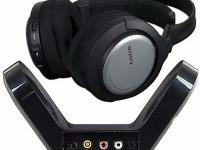 Item Description. Sony MDR-RF925RK headphones Black