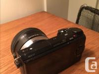 -Very good quality mirrorless camera -Excellent