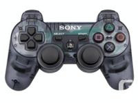 The PS3 DUALSHOCK 3 wireless controller provides you a