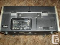 Rare Sony Reel to Reel Tape Recorder Model TC540 Good