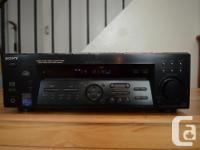 Sony STR-DE485 Audio/Video Receiver with Surround
