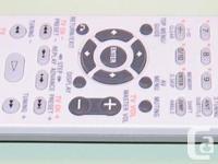 Sony stereo receiver STR-DE598 w/remote - 6-channel