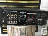 NICE LOOKING AND SOUNDING RECEIVER WITH LOADS of