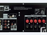 Price $250 OBO 5.2 channel home theatre receiver in