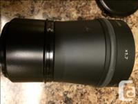 Sony VCL-DH1758 Tele Conversion Lens for DSCH1 Digital