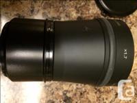 Sony VCL-DH1758 Tele Conversion Lens for DSCH1 Digital