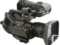 Brand:  Sony Optical Zoom:  14x Model:  PMW-EX3