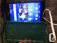 black sony Xperia phone n2 brand new, never used with