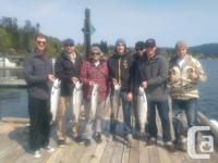 Sooke Salmon fishing has been good for the past few
