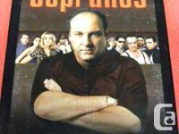 Sopranos complete series seasons 1 to 6, item