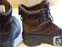 Sorel Odyssey Winter Pac Boots - $50 Size 11 for sale  British Columbia